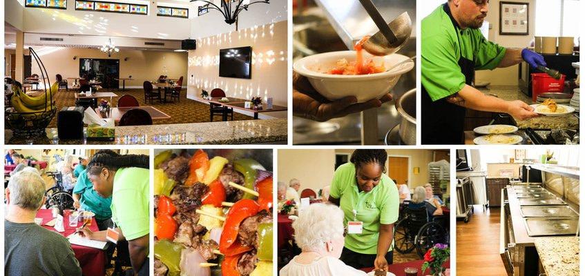 Dining Services Spotlight