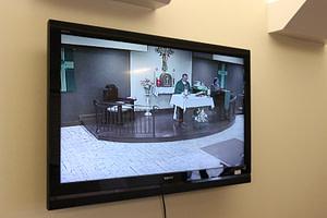 Mass on TV