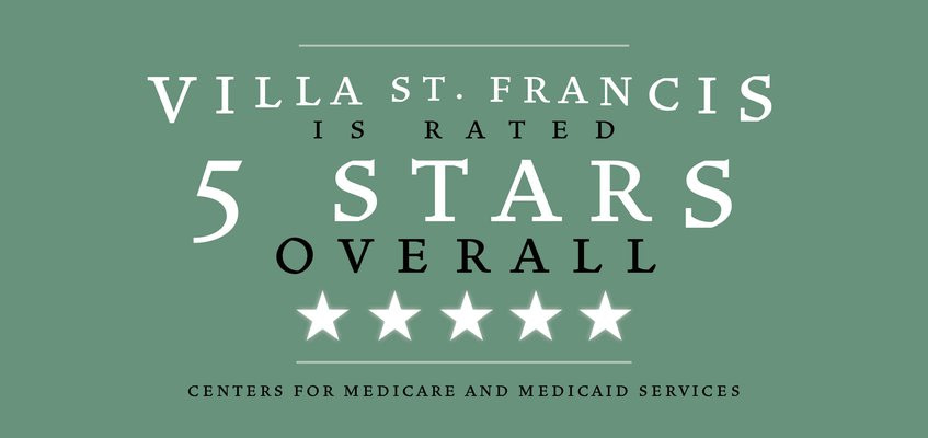What does it mean to be a 5-star community?